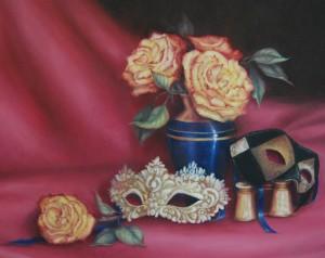 Patty Kayne: Masquerade Rose
