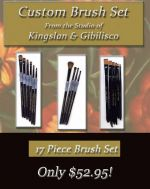 Brushes by Kingslan & Gibilisco