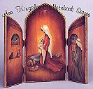 Christmas Nativity on TriptychPattern Packet