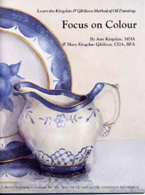 Book on CD: Focus on Color