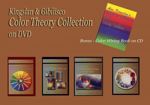 DVD Color Theory Collection