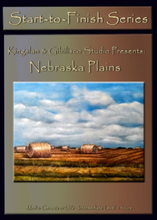 DVD or Lesson Packet: The Nebraska Plains