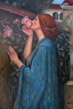 After Waterhouse: The Soul of a Rose