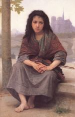 After Bouguereau: The Bohemian