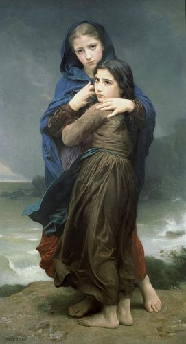 After Bouguereau's The StormOnline Class