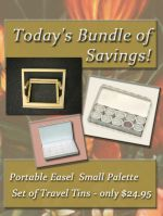 A WOW Easel Bundle of Savings