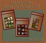 DVD Painting Challenge Collection