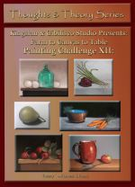 Painting A Day Challenge Part 12 on DVD Farm to Canvas to Table