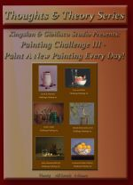 Painting A Day Challenge III on DVD & CD