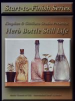 DVD: Herb Bottle Study Still Life