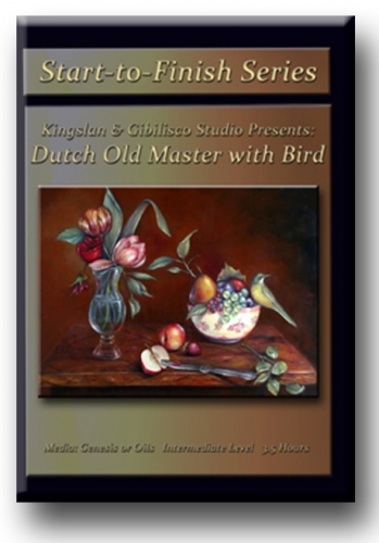DVD: Dutch Old Master with Bird