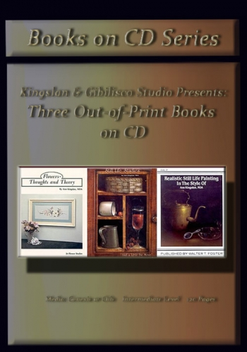 Books on CD: Classic Out of Print Books