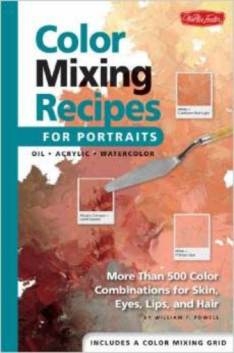 Color Mixing for Portraits