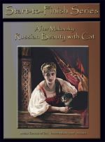 DVD or Packet After Makovsky: Russian Beauty with Cat