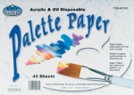 Polycoated Paper Palette