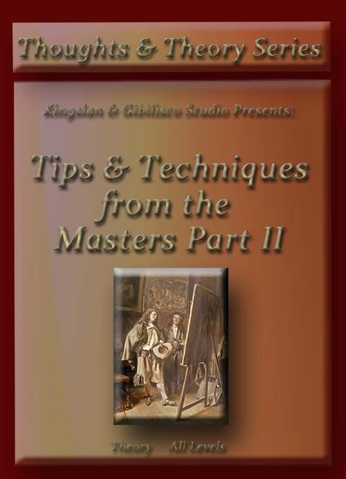 DVD: Start to Finish:Tips and Techniques from the Masters Part II DVD